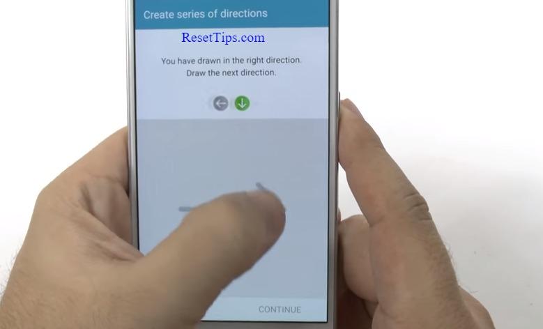 hard reset Galaxy S6 - hidden feature-5