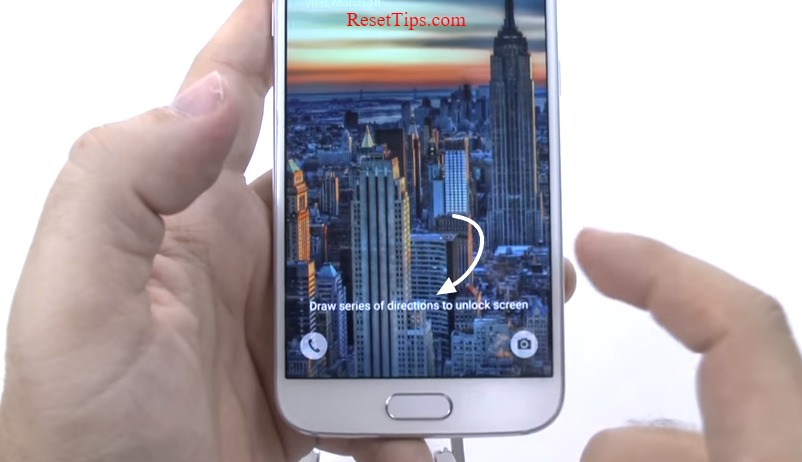 hard reset Galaxy S6 - hidden feature-9