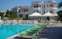 Residence Atlante - particolare piscina
