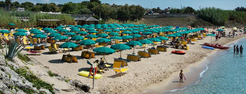 Casa Vacanze a Taranto sul mare in Puglia - Salento