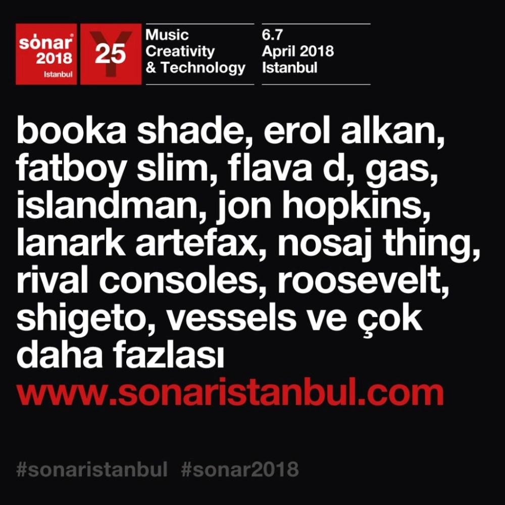 Картинки по запросу sonar istanbul 2018