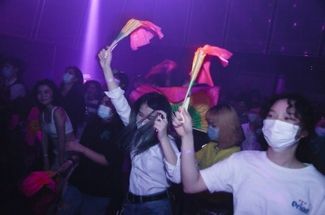 Cautious optimism in China as nightlife resumes after lockdown