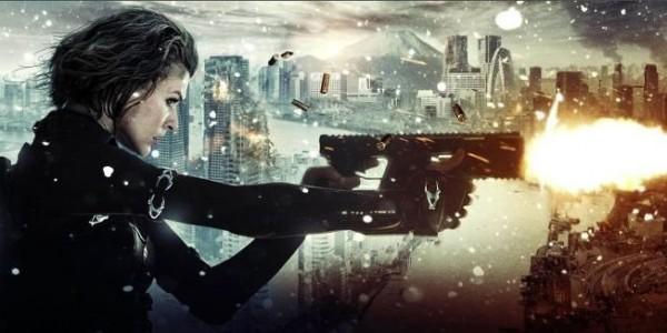 Primeiras imagens oficiais de Resident Evil 5 – Retribuição