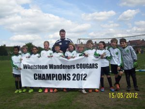 Residential Land Cougars win the league