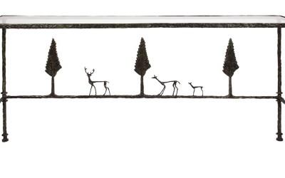 A Beautiful Object: Diego Giacometti console