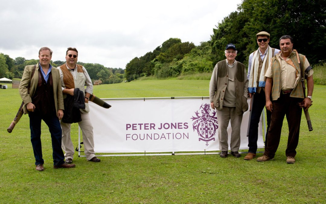 Peter Jones Foundation: helping aspiring young entrepreneurs