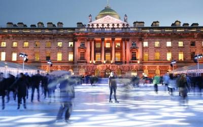 6 magical London ice rinks