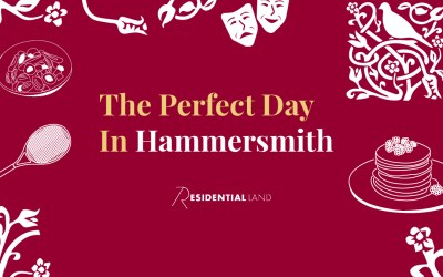 The Perfect Saturday in Hammersmith