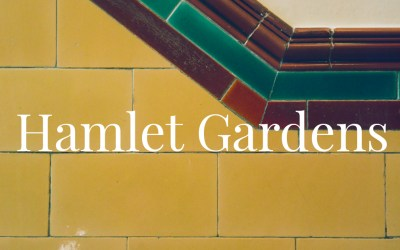 Hamlet Gardens: In The Detail