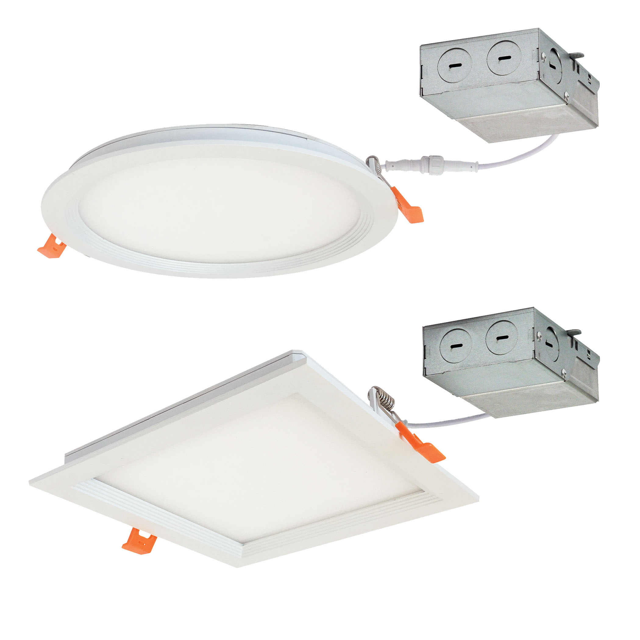 nora lighting introduces thin recessed