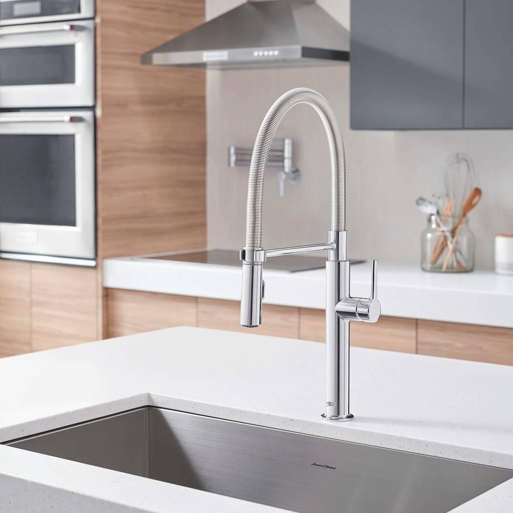 coolest kitchen faucet on the market
