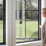 Pella Engineers Innovative New Way To Operate Casement Awning Windows Residential Products Online