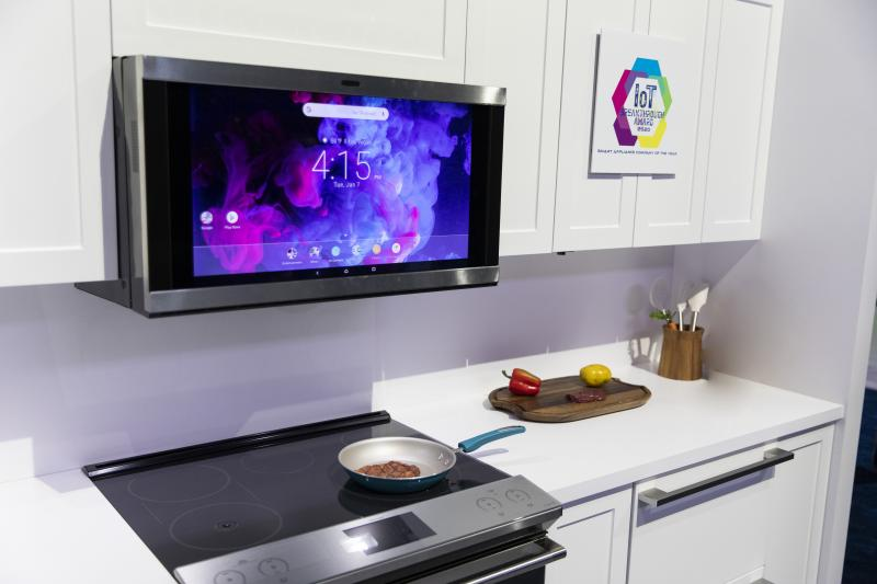 ge appliances debuts first of its kind