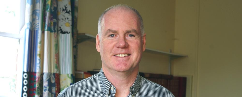 Cllr Geoff Bagnall