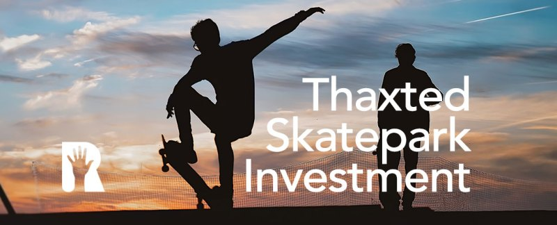 R4U delighted at UDC's 'Olympic legacy' investment in facilities at Thaxted Skatepark