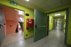Corridoio di accesso