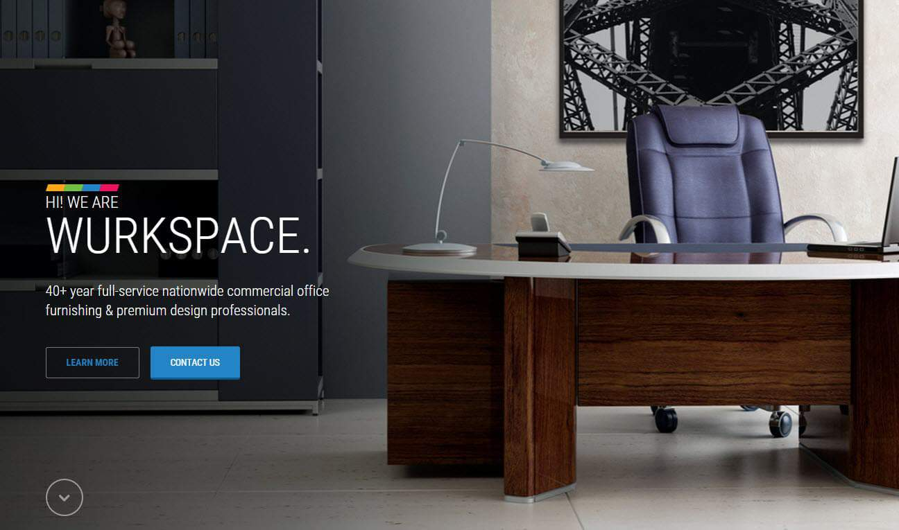 Web Design Amp Advertising For Office Furniture Consultants
