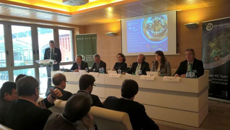 Expertos en medioambiente debaten en Valencia sobre las oportunidades que supone la estrategia europea de Economía Circular
