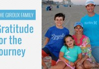 The Giroux Family: Gratitude for the Journey