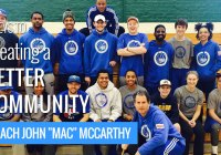 "Coach John ""Mac"" McCarthy: 5 Keys to Creating a Better Community"