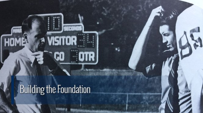 Coach Jim Fegan: Building the Foundation