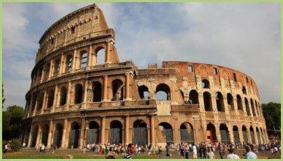 Le Colisée a Rome