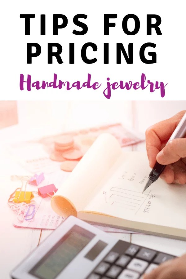 How to price your handmade jewelry - Resin Obsession