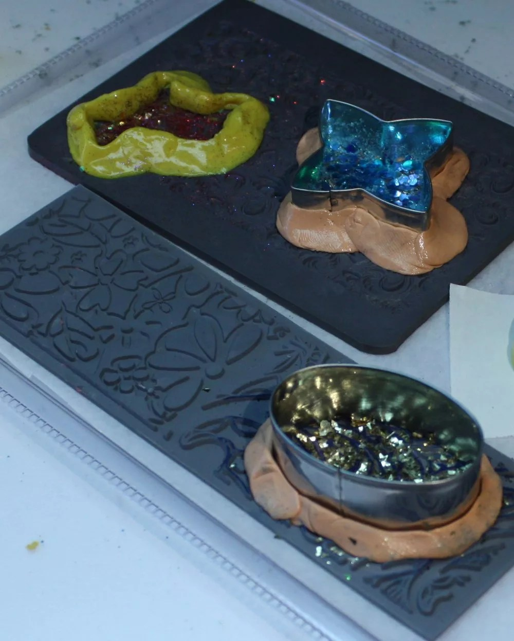 How to use cookie cutters as resin molds - Resin Obsession
