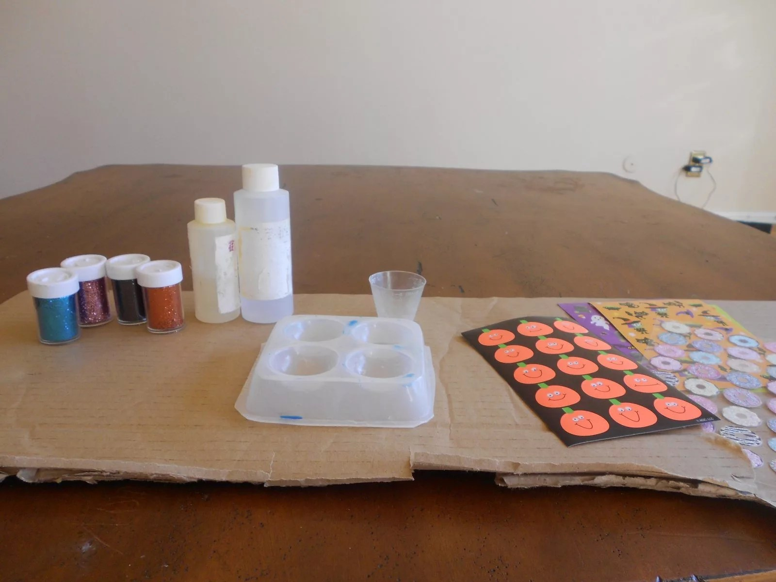 resin supplies