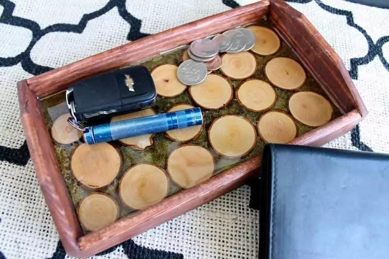 resin tray tutorial