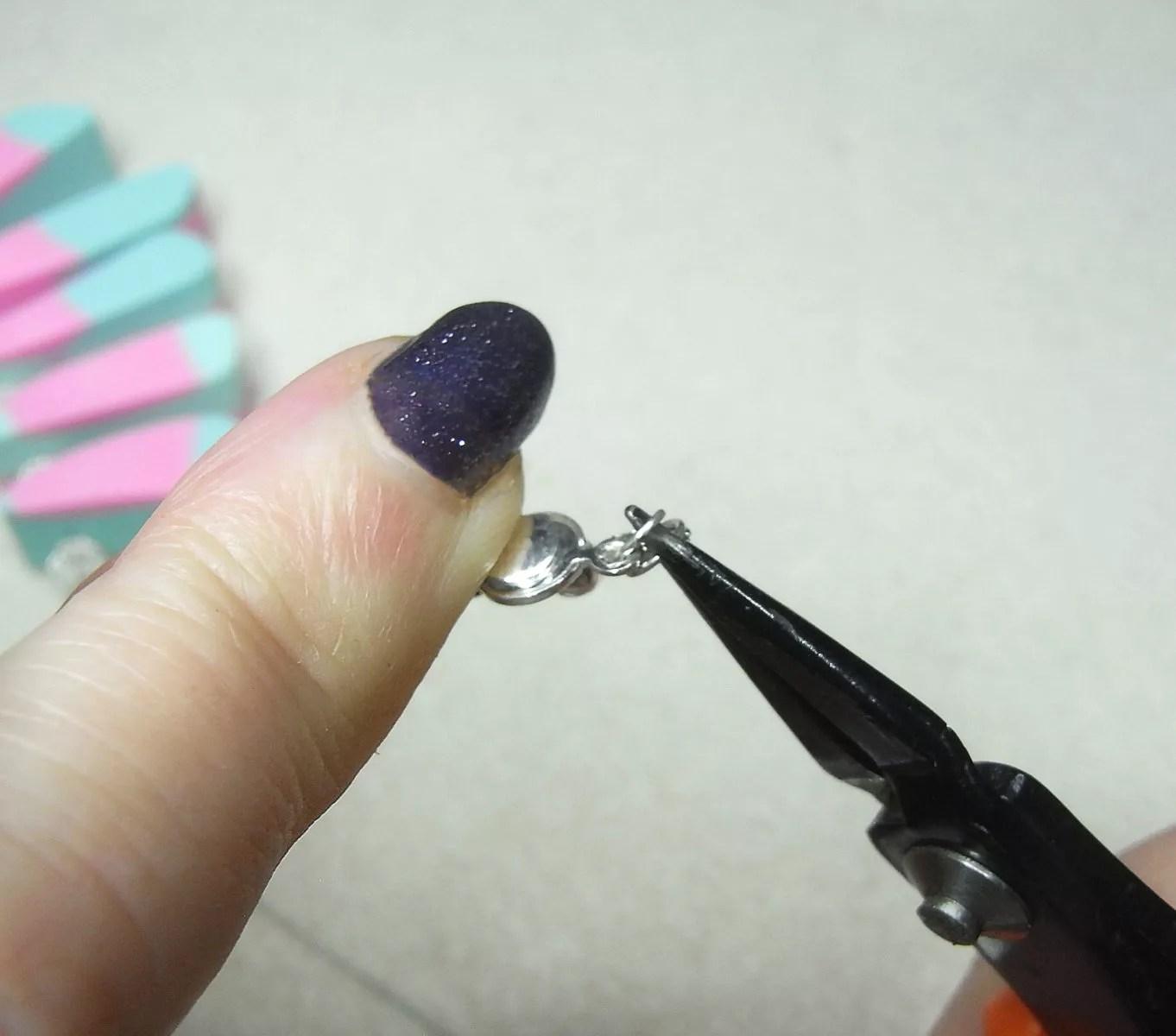 adding a clasp