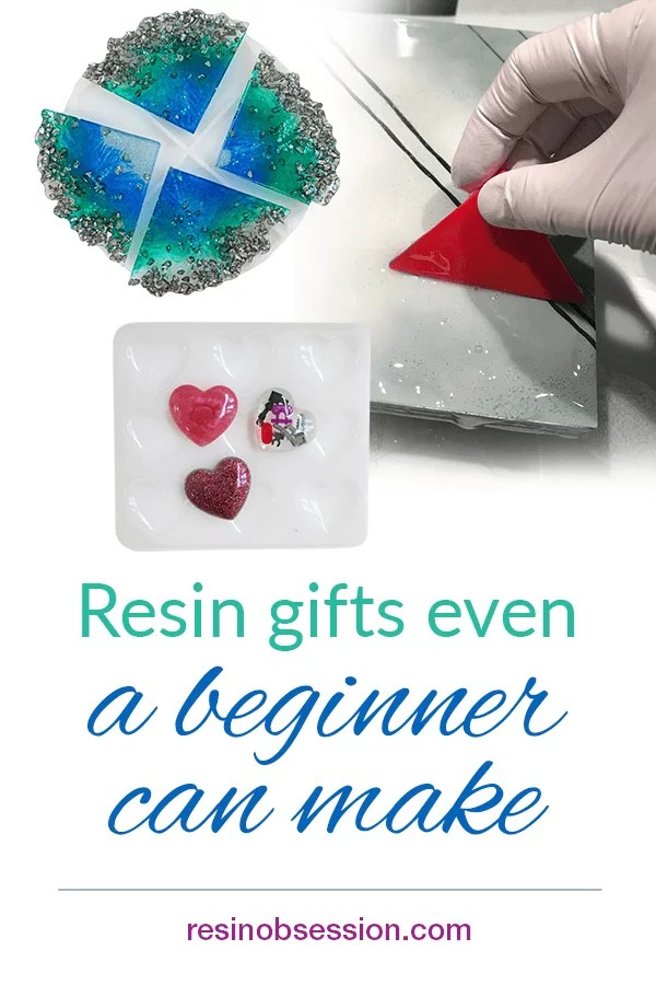 gifts you can make with resin