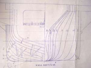 The Ship Model Forum • View topic  Carrier hull construction