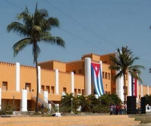 O Quartel de Moncada hoje é uma cidade universitária / Foto: Roberto Merino