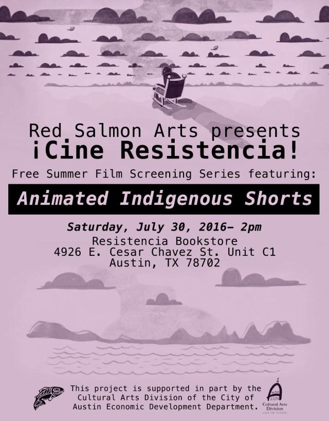 cine resistencia animated indigenous shorts