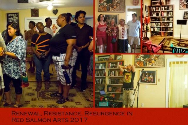 Renewal, Resistance, Resurgence in - 1