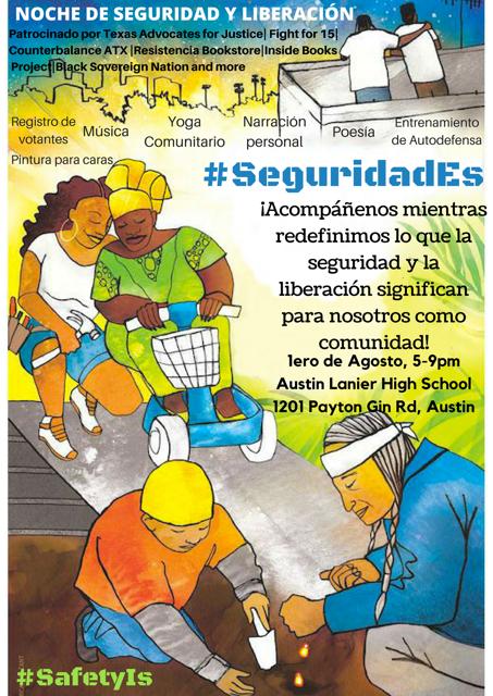 NOCHE DE SEGURIDAD Y LIBERACIÓN (1)