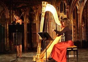 Karen Kochafian Amp Iris Torossian Violon Et Harpe