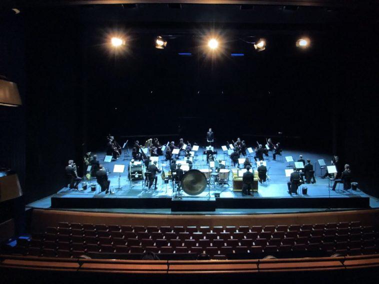 Das Lied von der Erde version Covid-19 à l'Oper Frankfurt