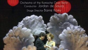 Frühling Stürme: la pépite retrouvée du Komische Oper