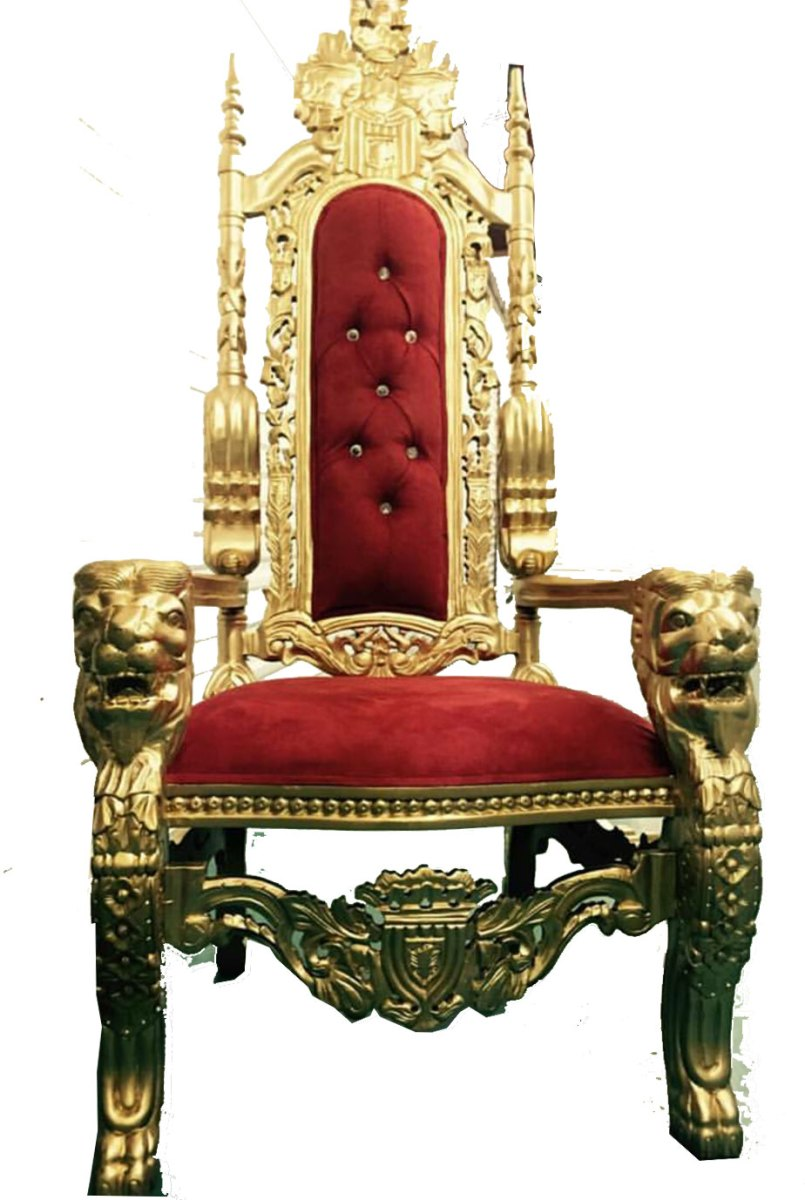 Throne Chair Resnick S Rentals