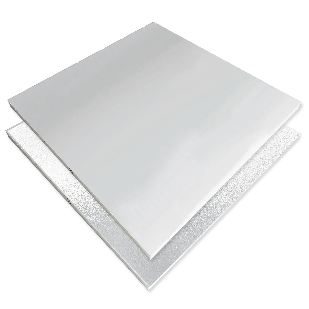 Resotherm plain and foil faced insulation boards