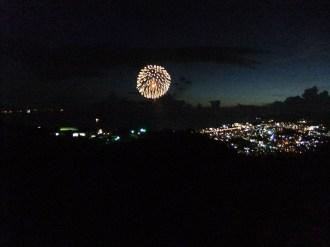 名護城公園からの夜景⑥