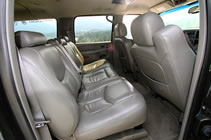Whistler Luxury SUV Transportation :: Leather Seats :: Vancouver Whistler Shuttle