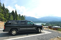 Whistler Luxury SUV Transportation :: Vancouver Whistler Shuttle