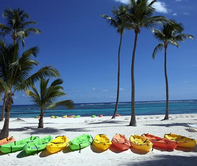 Club Med Punta Cana Kayaks