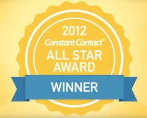 Constant Contacts 2012