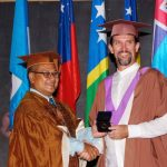 Resort Support Principal Stuart Gow wins Gold Medal