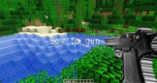 Bow to Gun Resource Pack