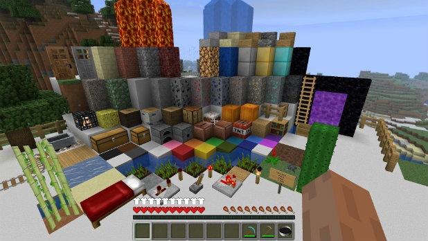 Minecraft-Enhanced-Resource-Texture-Pack